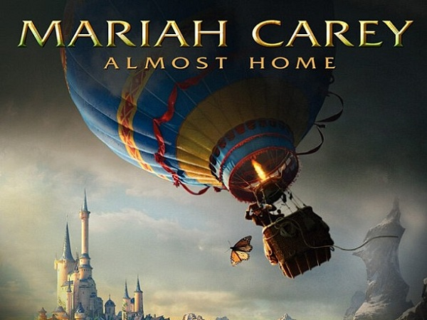 mariah carey almost home