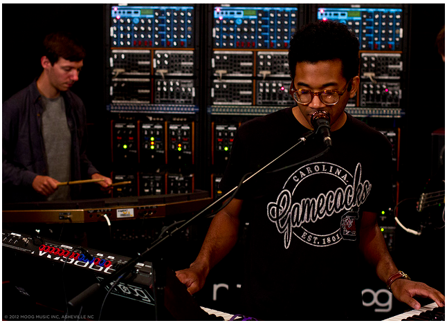 Toro Y Moi - Moog Sound Lab Performance