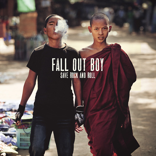 Save Rock N Roll Cover fall out boy