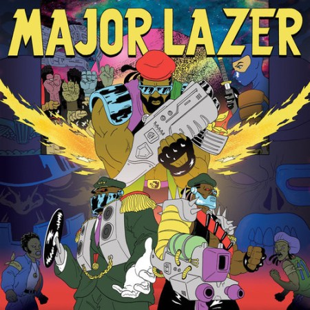 Major Lazer 2013