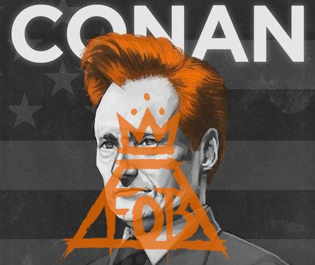 Fall Out Boy Conan