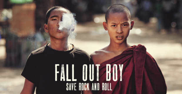 Fall-Out-Boy-Save-Rock-and-Roll featured