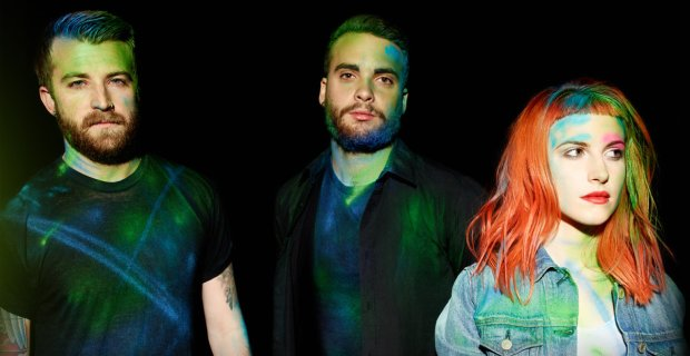 Paramore Feature 2013
