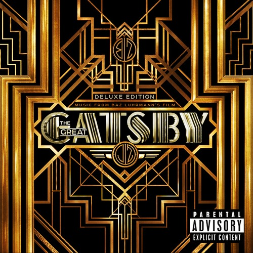 Great Gatsby Soundtrack Cover Art
