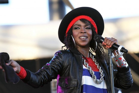 Lauryn Hill 2013