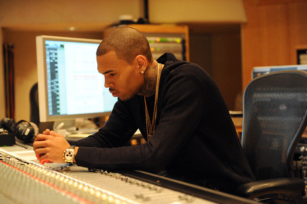 Chris Brown 2013