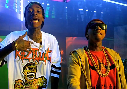 Tyga Ft Wiz Khalifa 2013
