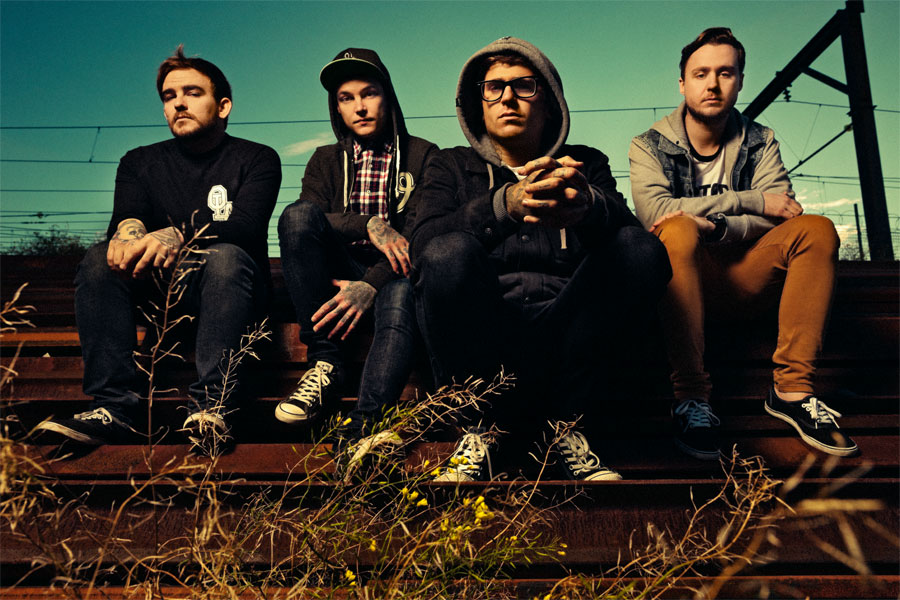 The Amity Affliction 2013