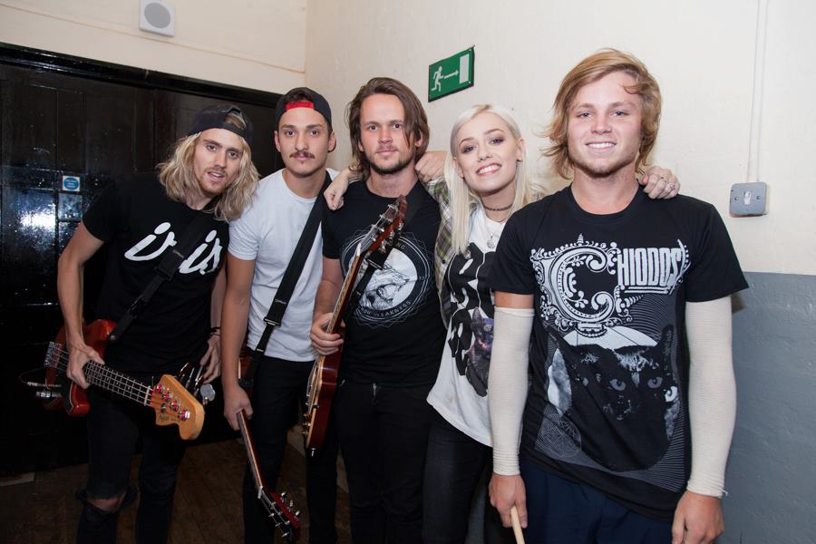 Tonight Alive 2013