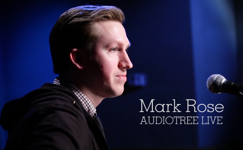 Mark Rose Audiotree 2013