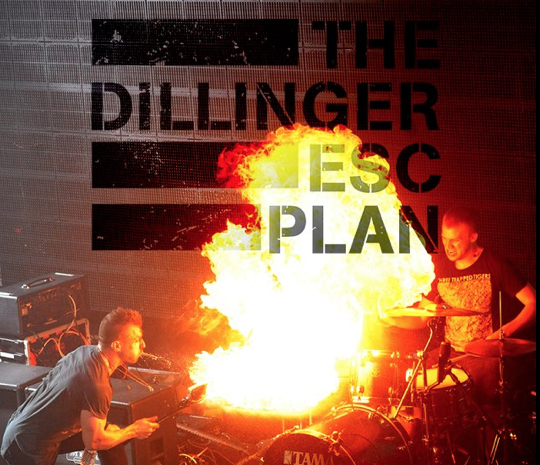 The Dillinger Escape Plan 2013