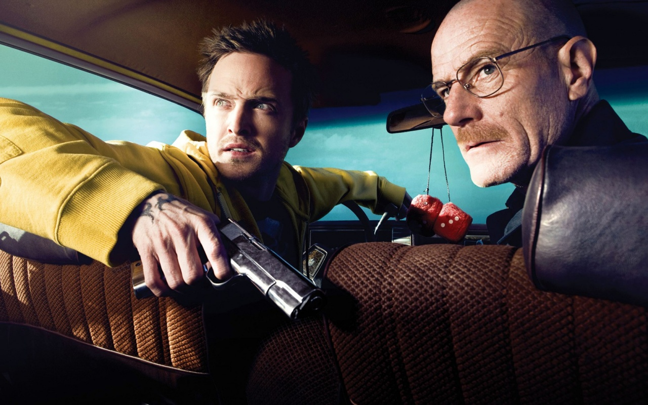 guns_breaking_bad_handguns_bryan_cranston_walter_white_aaron_paul_men_with_glasses_desktop_wallpaper-1280x800