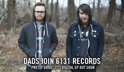 Dads join 6131 Records