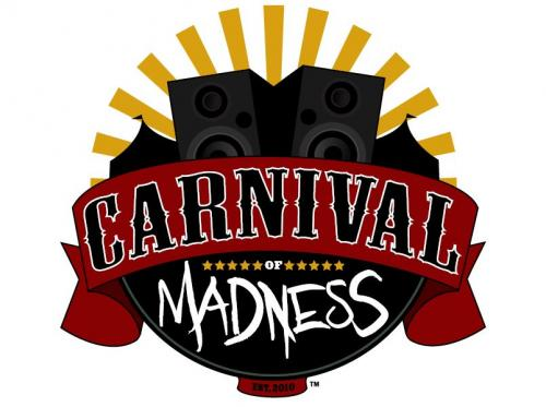 Carnival Of Madness Tour 2013