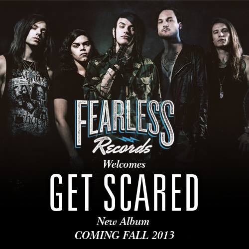 Get Scared 2013