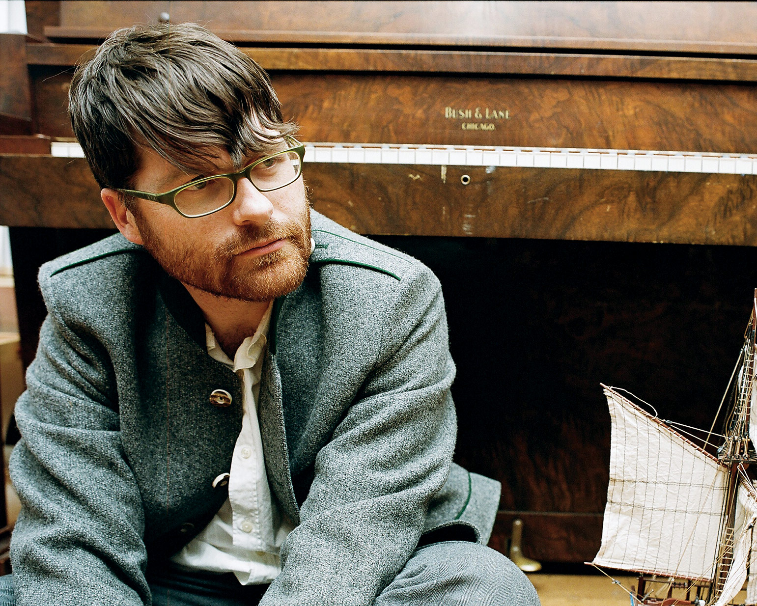 Colin Meloy The Decemberists