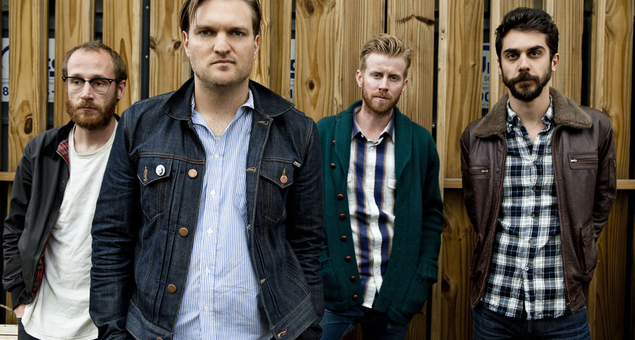 Cold War Kids 2013