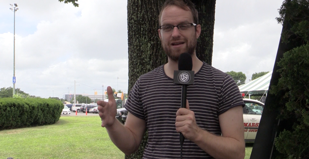 Soupy of The Wonder Years talks with UTG TV