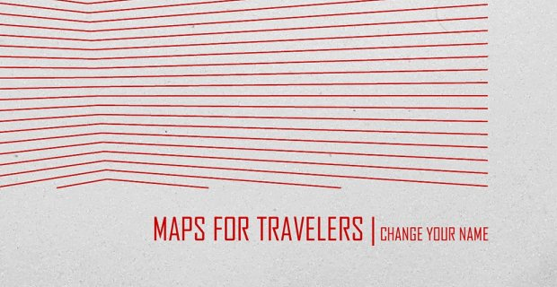 Maps For Travelers Feat Sized