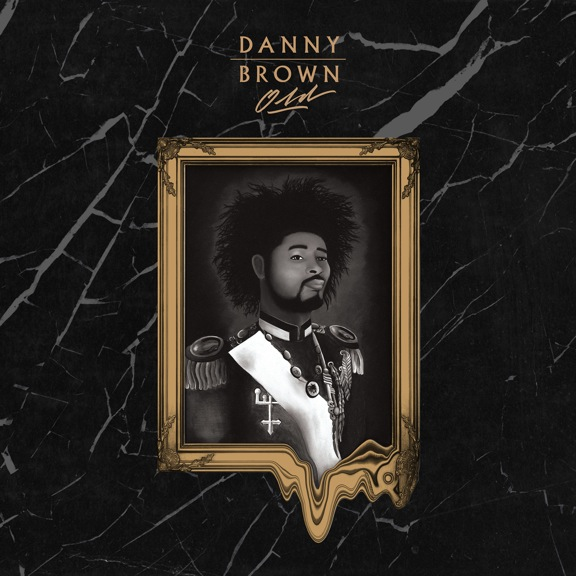 Danny Brown Old Album Cover