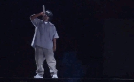 Eazy-E hologram performance