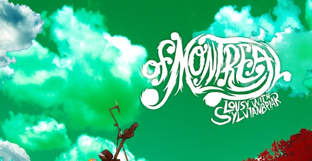 Of Montreal Lousy With Sylvianbriar