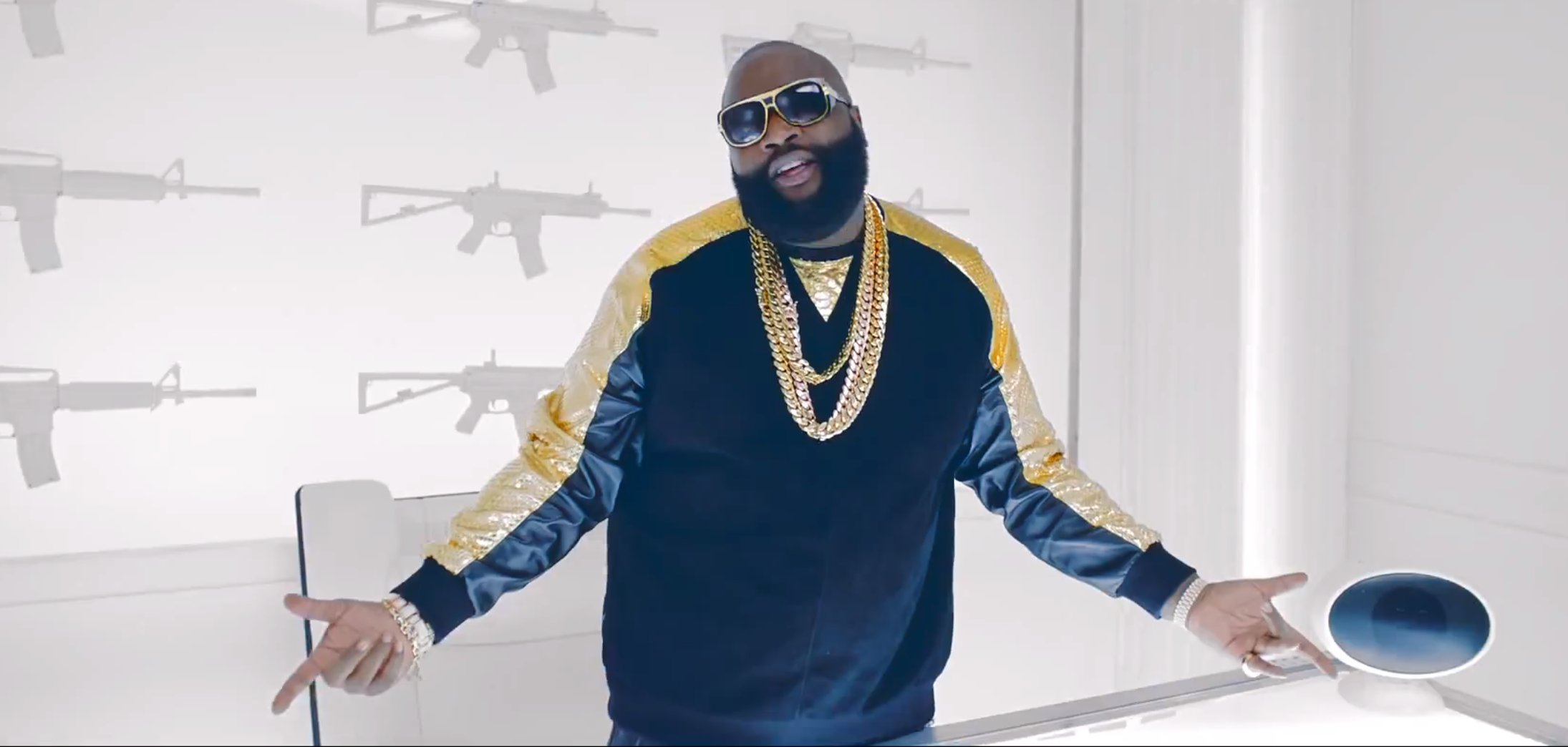 Rick Ross No Games