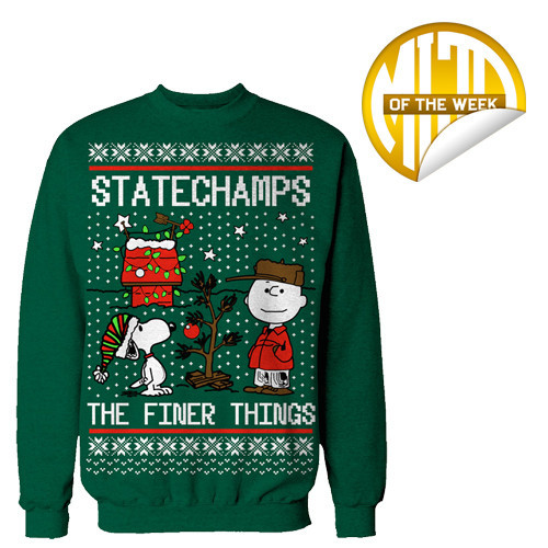 Band Ugly Christmas Sweaters.Utg List The Best Ugly Christmas Sweaters From Bands