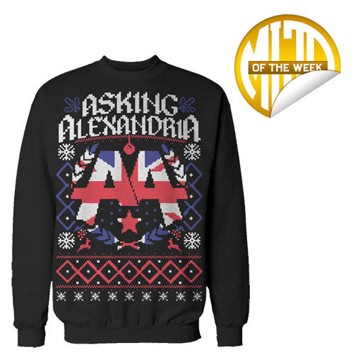 Descendents Christmas Sweater For Sale
