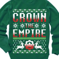 Crown The Empire Christmas Sweater