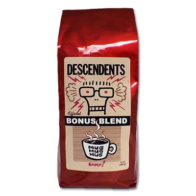 Descendents Bonus Blend