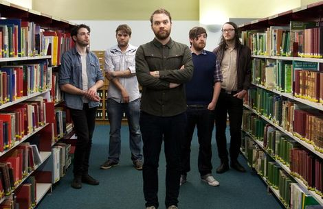 Frightened Rabbit 2013