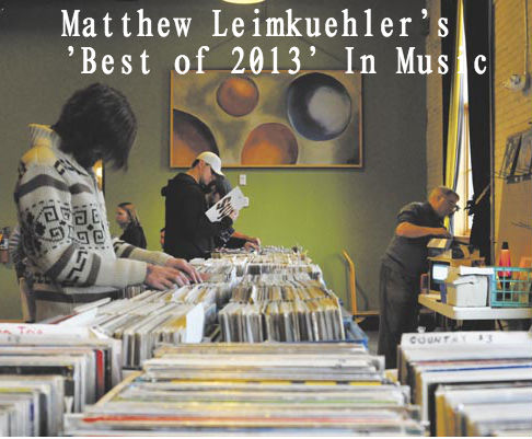 Matthew Leimkuehler Album of the Year