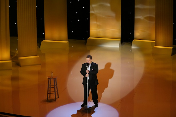 Comedy Central - Patton Oswalt Taping