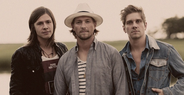 NEEDTOBREATHE feature