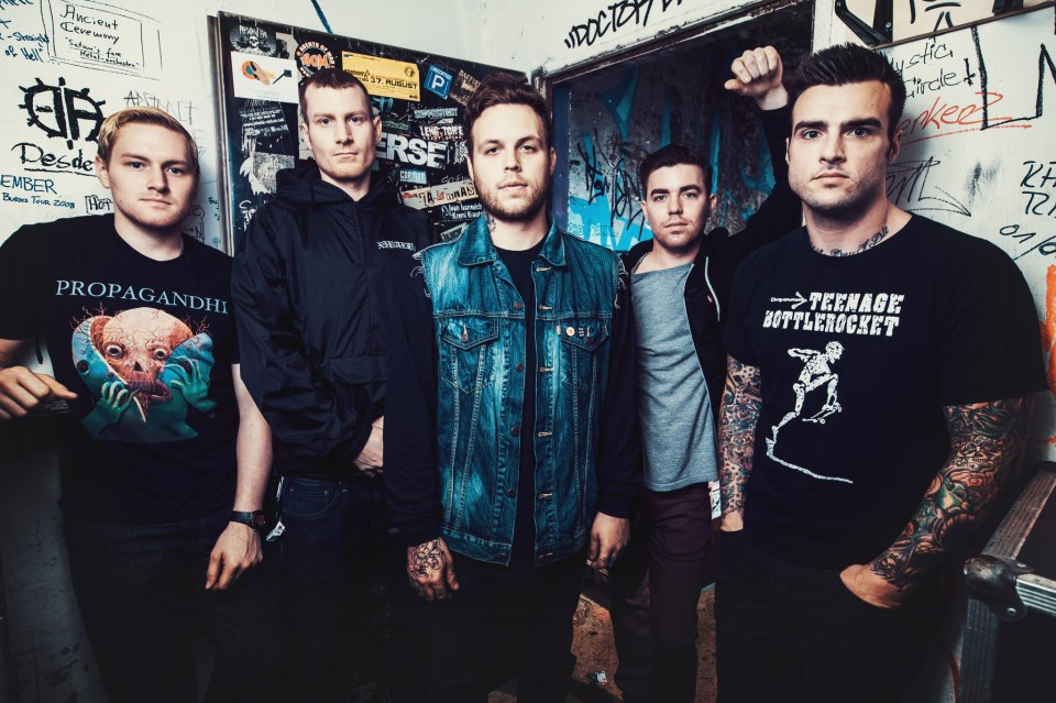 Stick To Your Guns Feature