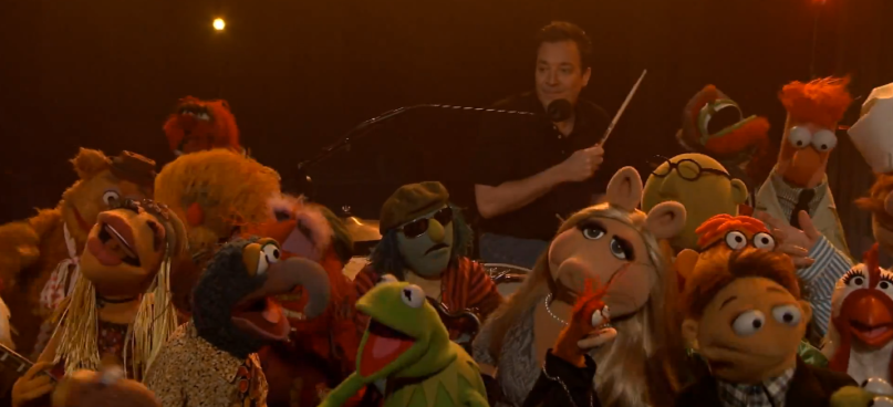 Jimmy Fallon The Muppets
