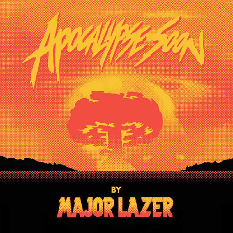MAjor LAzer Apocalypse Now
