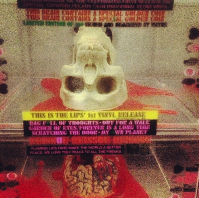 The Flaming Lips Chocolate Skull Debut EP