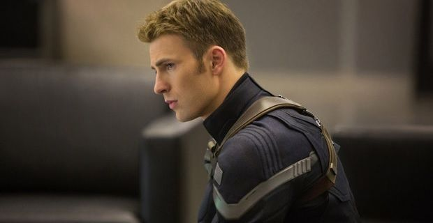Captain America 2 Still