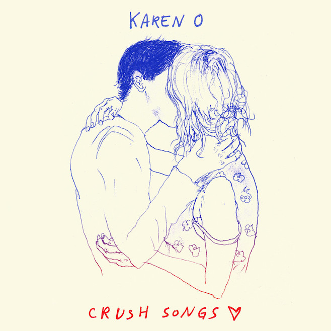 Crush Songs Karen O