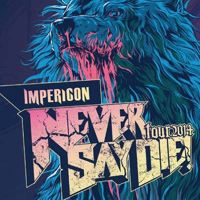 Never Say Die tour 2014