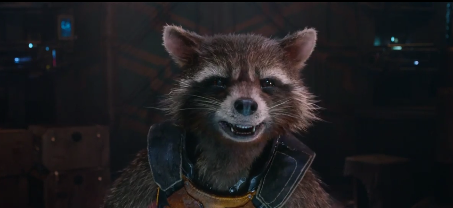 Rocket Racoon (Guardians Of The Galaxy 2014)