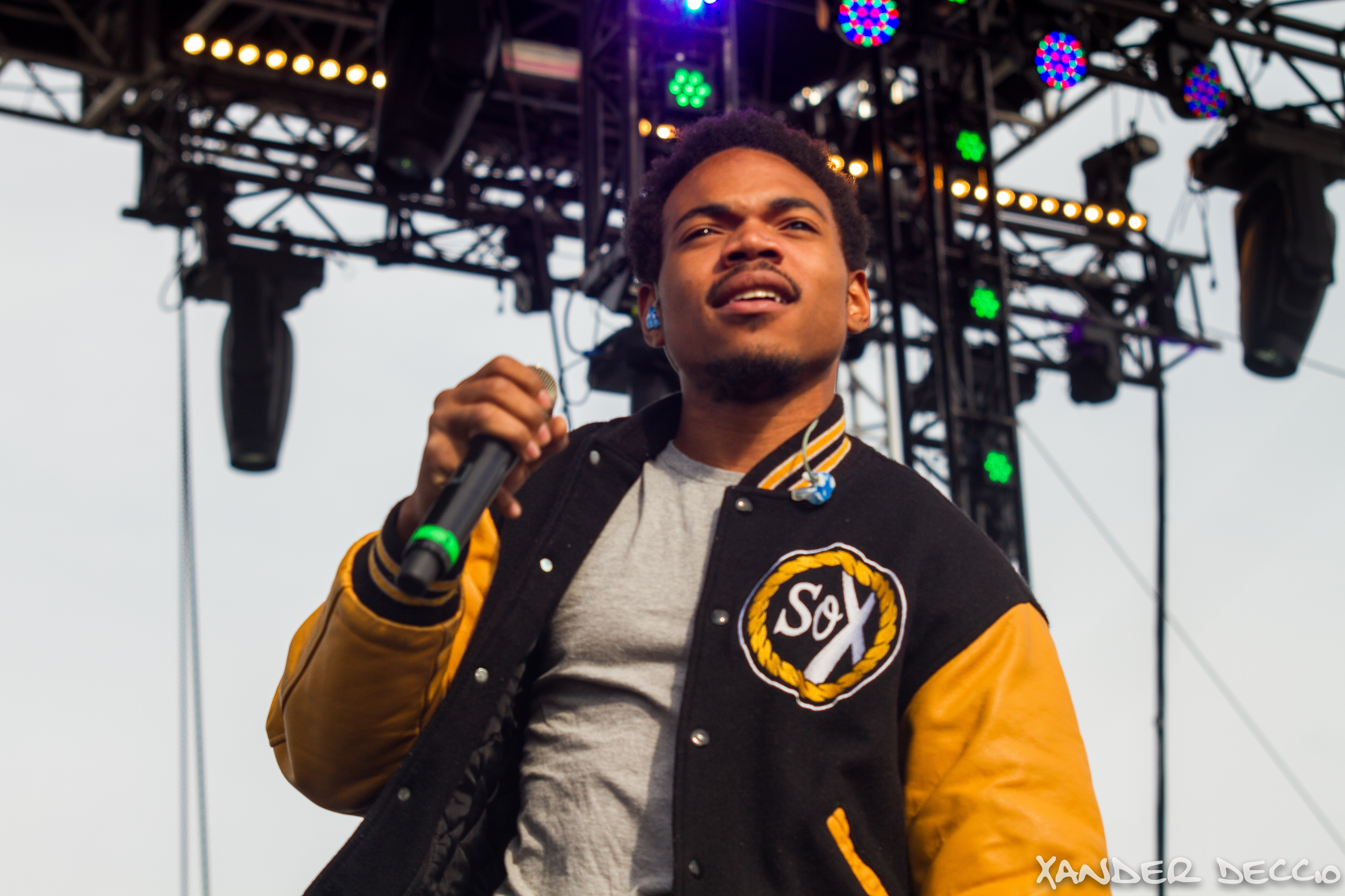 Chance, The Rapper