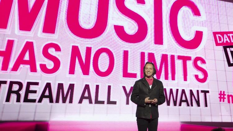 t-mobile streaming