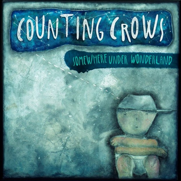 Counting Crows Artwork