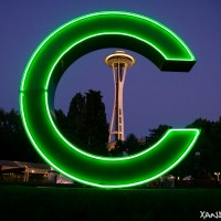 Keep Calm and Chive On Seattle!