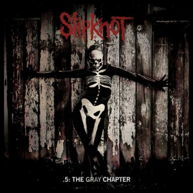 slipknot 5 the gray chapter cover art album