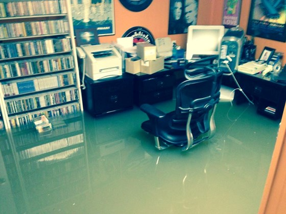 small stone records detroit flooding 2014