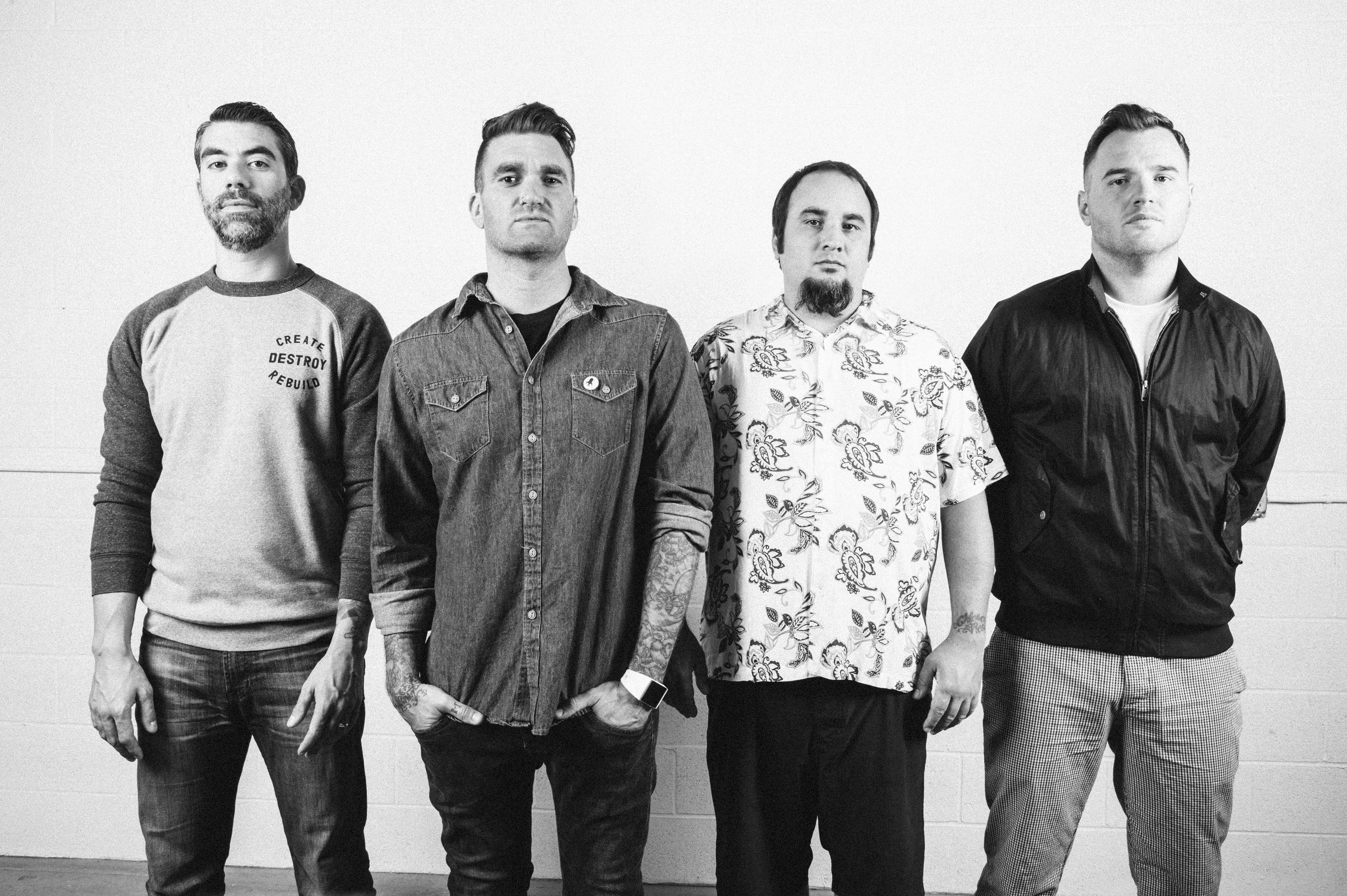 New Found Glory 2014 Promo by Lindsey Byrnes
